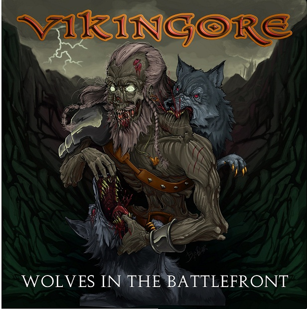 VIKINGORE - Wolves In The Battlefront