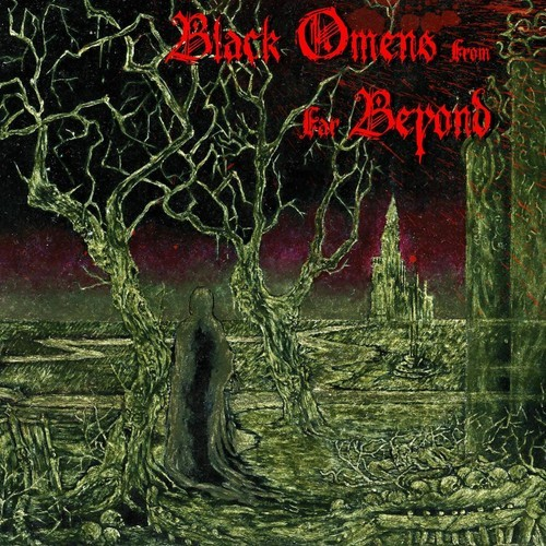 THE FALLEN / TEMPLE / MISCHIEVOUS AUGURY - Black Omens From Far Beyond