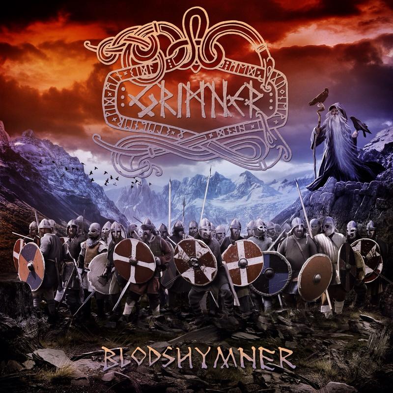 GRIMNER - Blodshymner