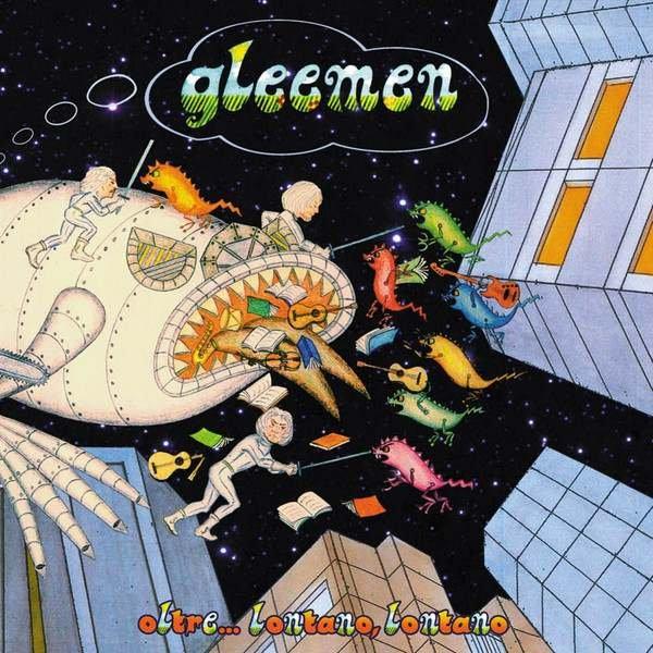 GLEEMEN - Oltre... Lontano, Lontano
