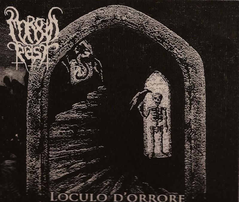 MORBID PEST - Loculo D'Orrore