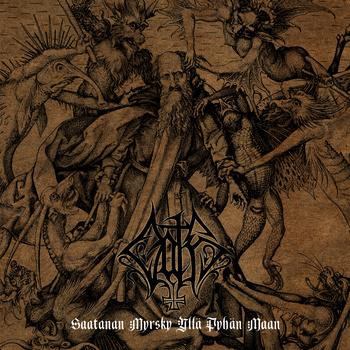 OATH - Saatanan Myrsky Yllä Pyhän Maan