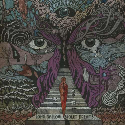 JOHN GALLOW - Violet Dreams