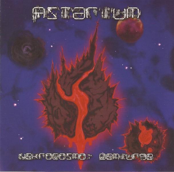 ASTARIUM - Nekrocosmo: Demiurge