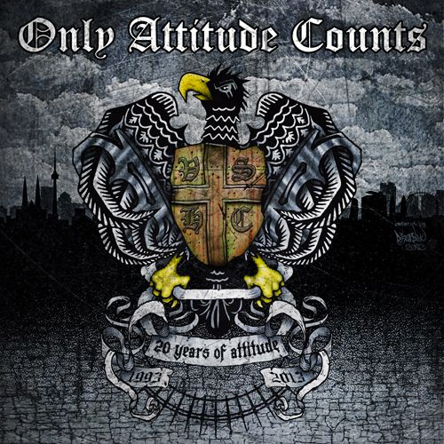 ONLY ATTITUDE COUNTS - 20 Years Of Attitude