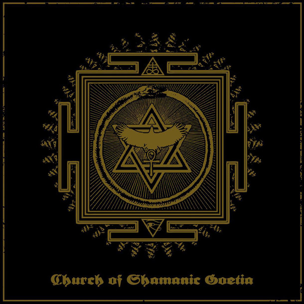 CARONTE - Church Of Shamanic Goetia