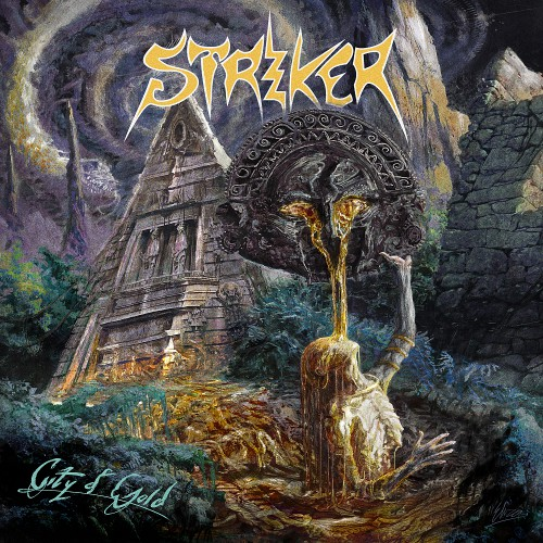 STRIKER - City Of Gold
