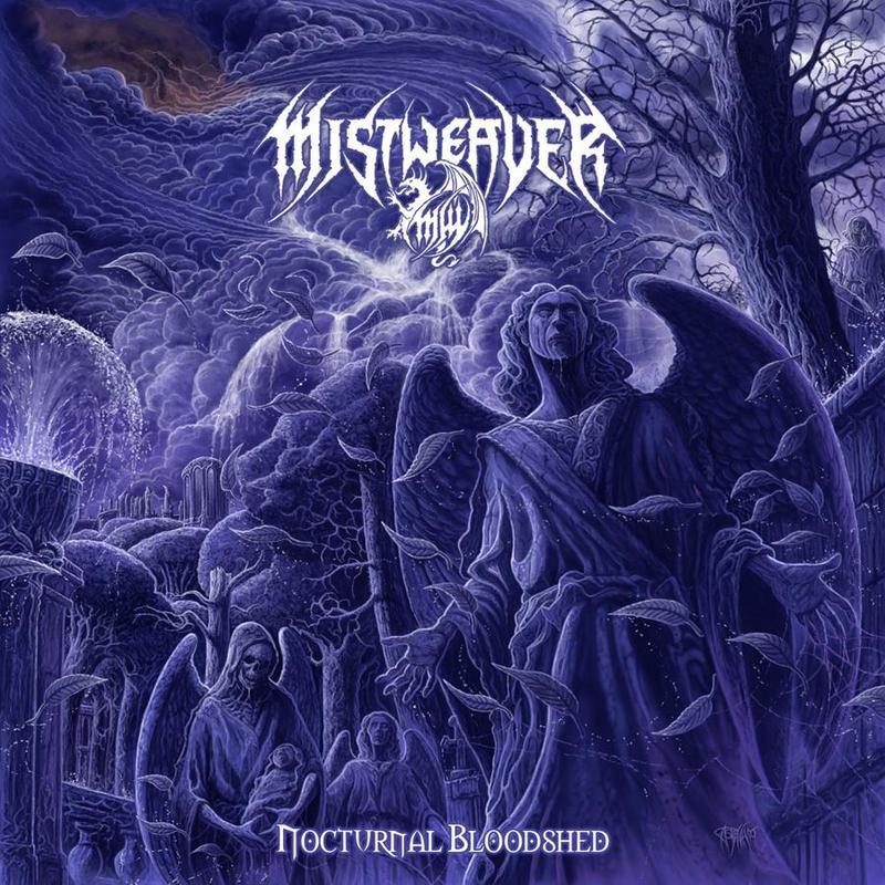 MISTWEAVER - Nocturnal Bloodshed