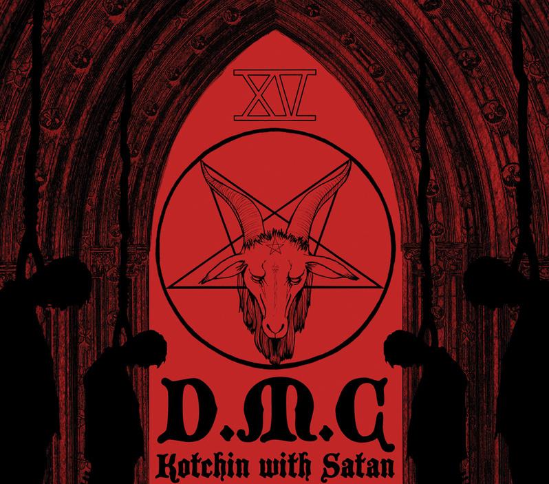 DESERT MOTEL CLUB - Kotchin With Satan