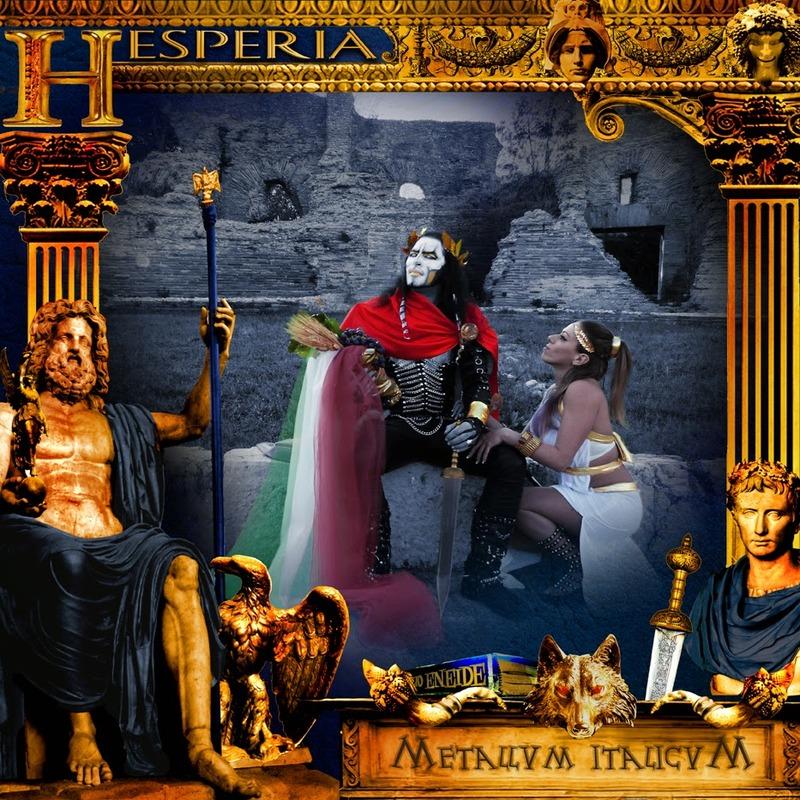 HESPERIA - Metallvm Italicvm