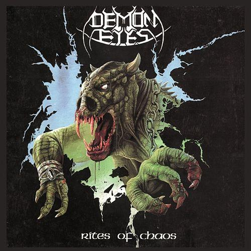 DEMON EYES - Rites Of Chaos