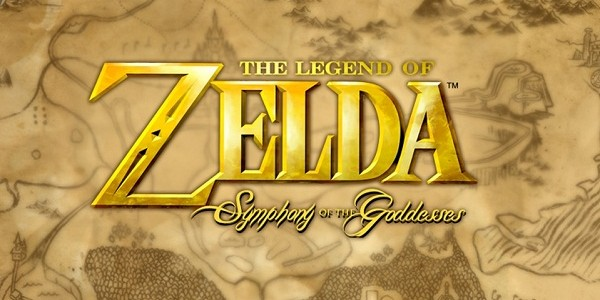THE LEGEND OF ZELDA - Symphony Of The Goddesses (24/04/2015 @ Teatro Degli Arcimboldi, Milano)
