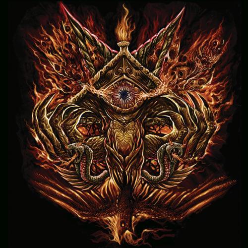 DEIPHAGO - Into The Eye Of Satan