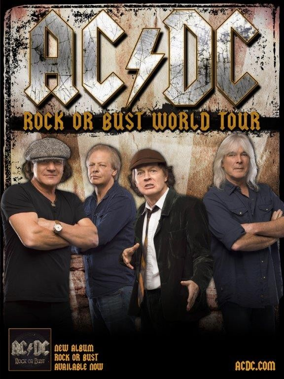 AC/DC - Rock Or Bust World Tour (07/06/2015 @ Letzigrund Stadion, Zurigo)