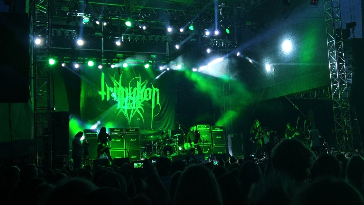 BRUTAL ASSAULT 2015 - Triptykon