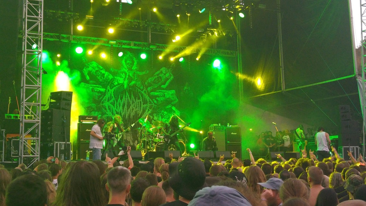 BRUTAL ASSAULT 2015 - Bloodbath