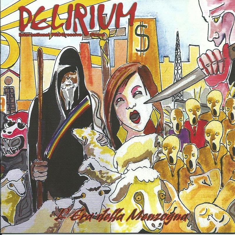 DELIRIUM - L'Era Della Menzogna