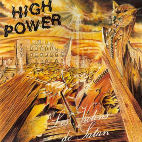 HIGH POWER - Les Violons De Satan