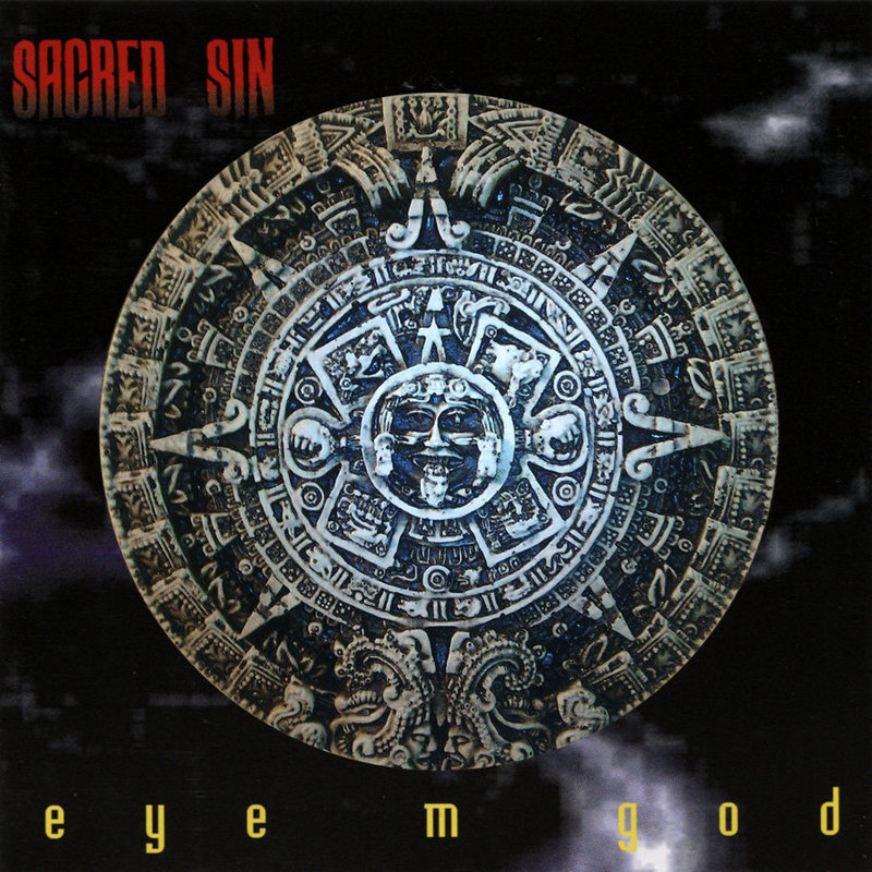 SACRED SIN - Eye M God
