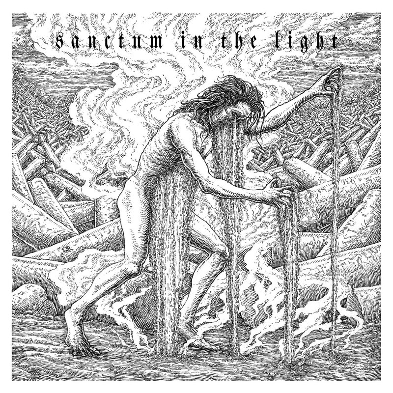OF SPIRE AND THRONE - Sanctum In The Light