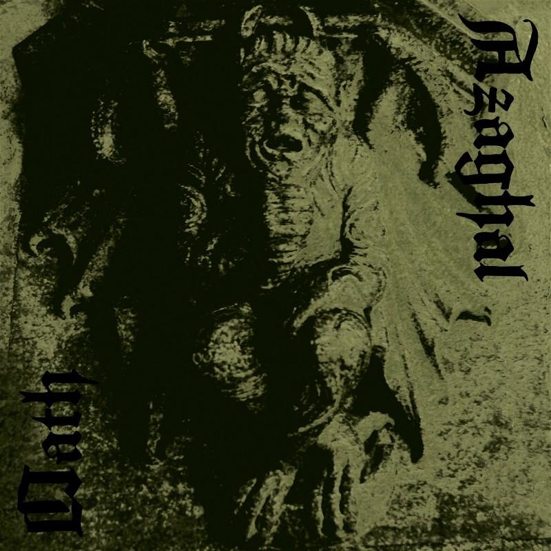 AZAGHAL / OATH - Split