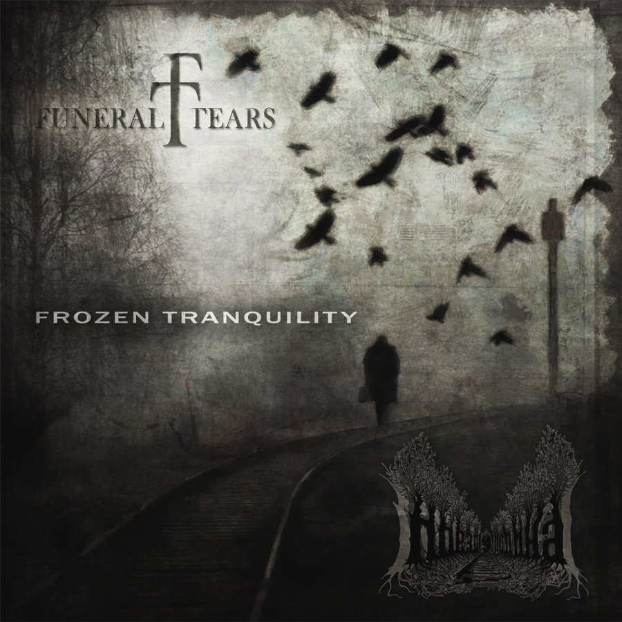 FUNERAL TEARS / ПОЕЗД РОДИНА - Frozen Tranquility