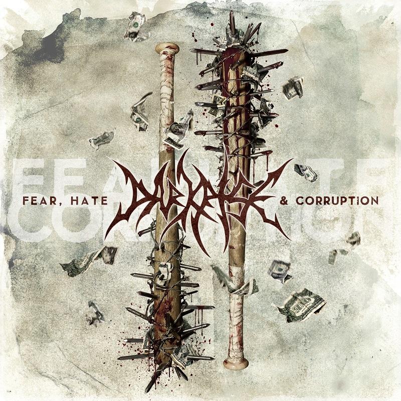 DARKRISE - Fear, Hate & Corruption