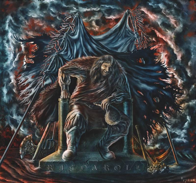 ONKEL HRYUM - Ragnaroll