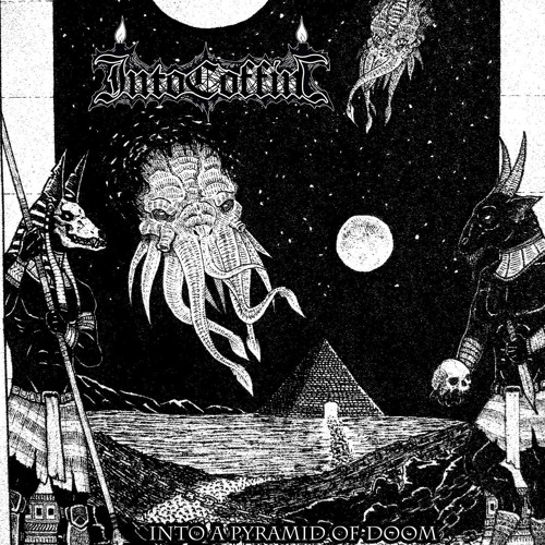 INTO COFFIN - Into A Pyramid Of Doom