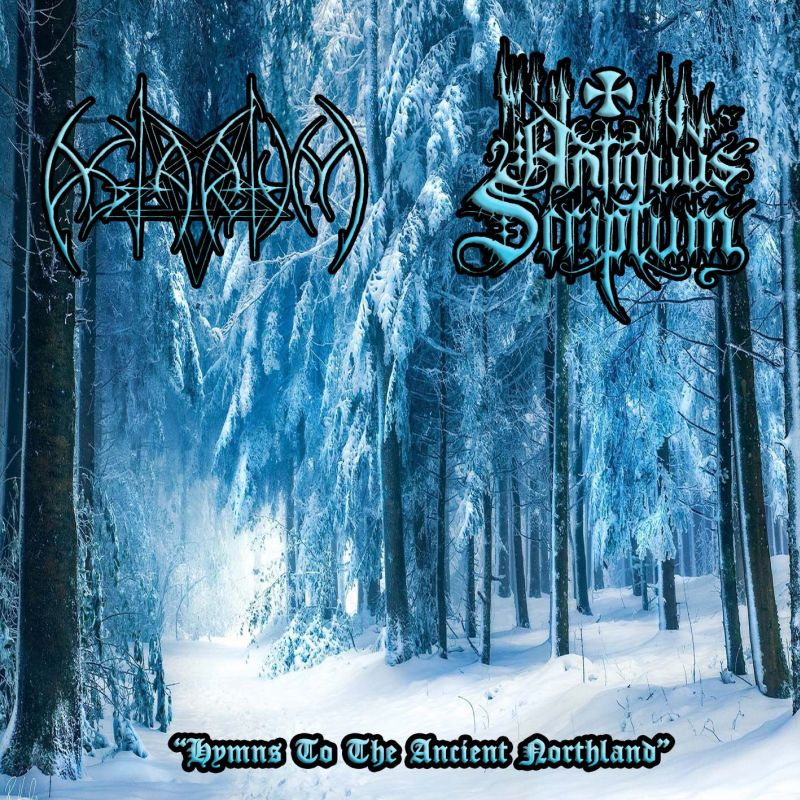 ASTARIUM / ANTIQUUS SCRIPTUM - Hymns To The Ancient Northland