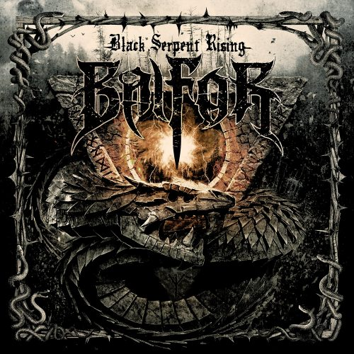 BALFOR - Serpents Of The Black Sun