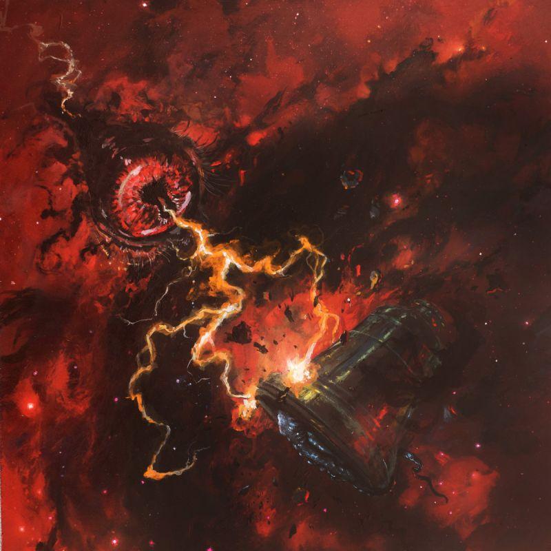 MARE COGNITUM / AUREOLE - Resonance: Crimson Void