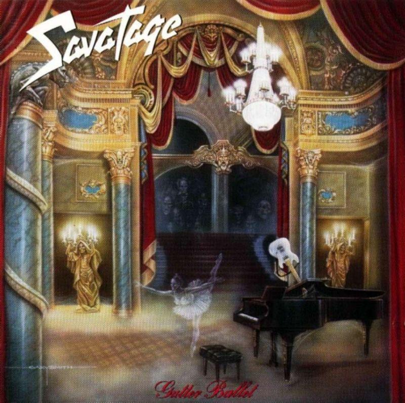 SAVATAGE - Gutter Ballet