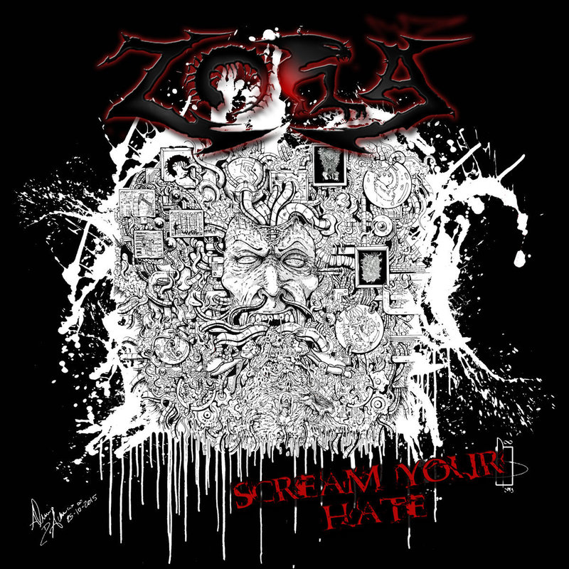 ZORA - Scream Your Hate