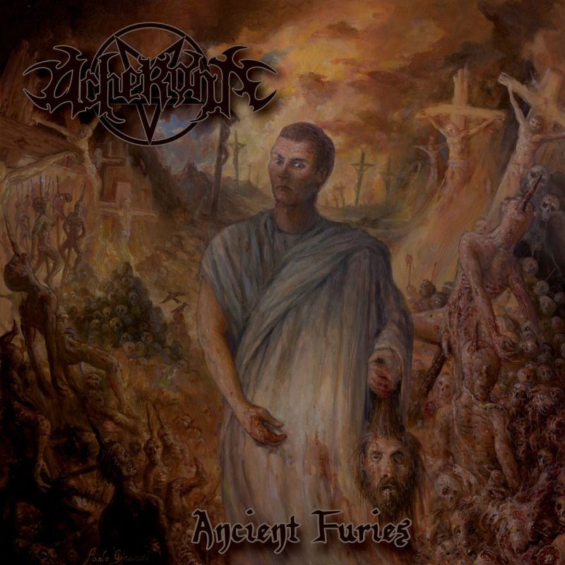 ACHERONTE - Ancient Furies
