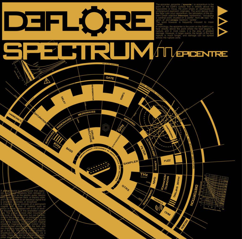 DEFLORE - Spectrum - Epicentre