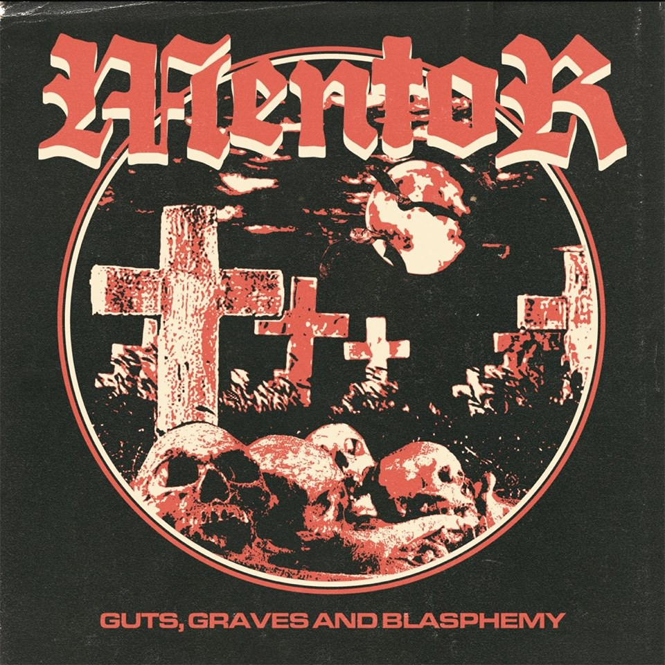 MENTOR - Guts, Graves And Blasphemy