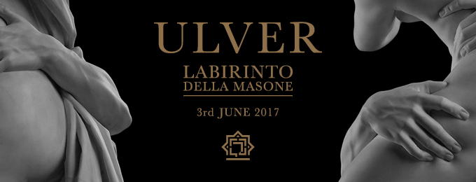 ULVER + Stian Westerhus (03/06/2017 @ Labirinto della Masone, Fontanellato)