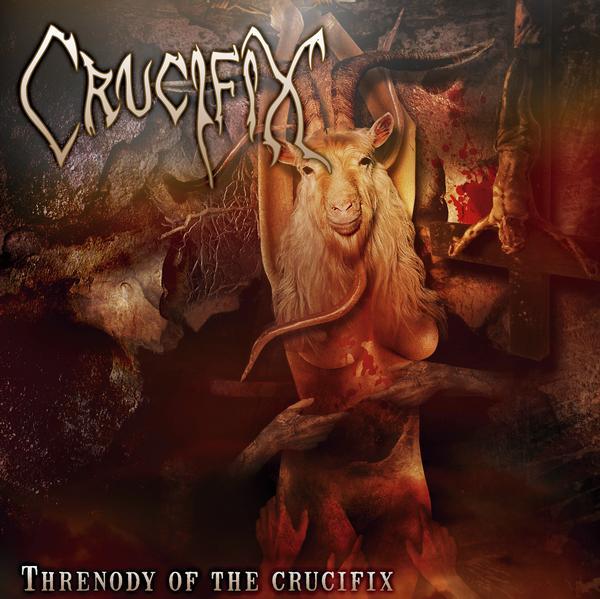 CRUCIFIX - Threnody Of The Crucifix