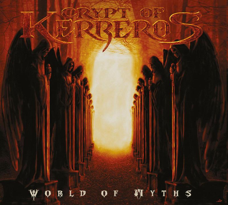 CRYPT OF KERBEROS - World Of Myths