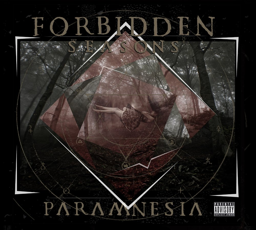 FORBIDDEN SEASONS - Paramnesia