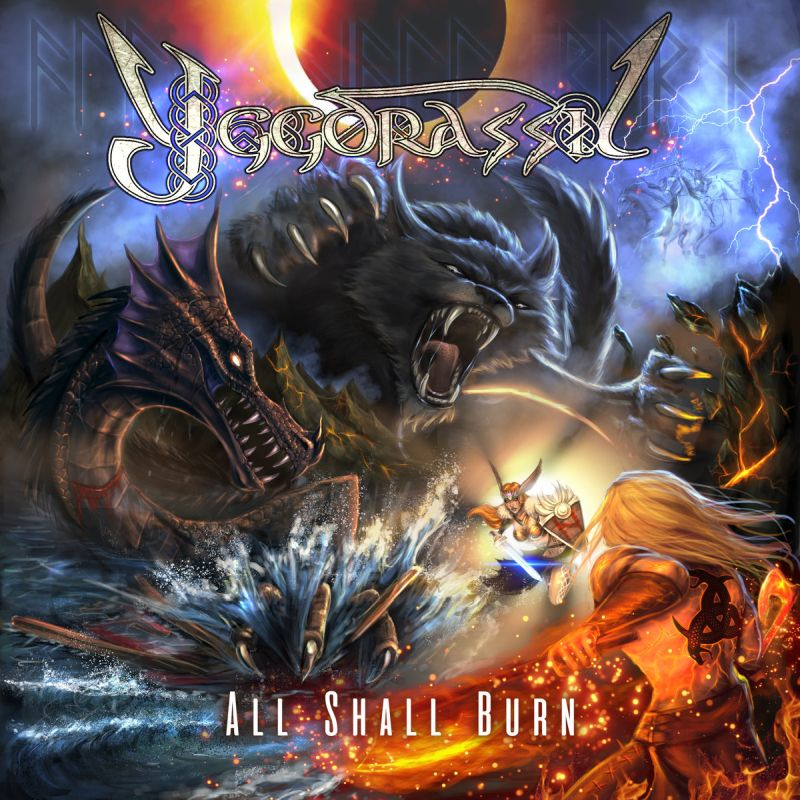 YGGDRASSIL - All Shall Burn