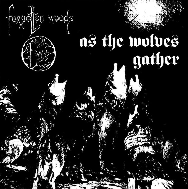 FORGOTTEN WOODS - As The Wolves Gather / Sjel Av Natten