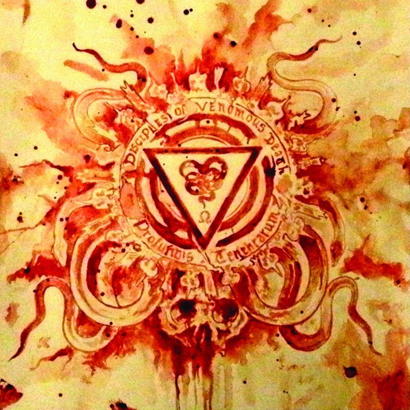 PROFUNDIS TENEBRARUM - Disciples Of Venomous Death