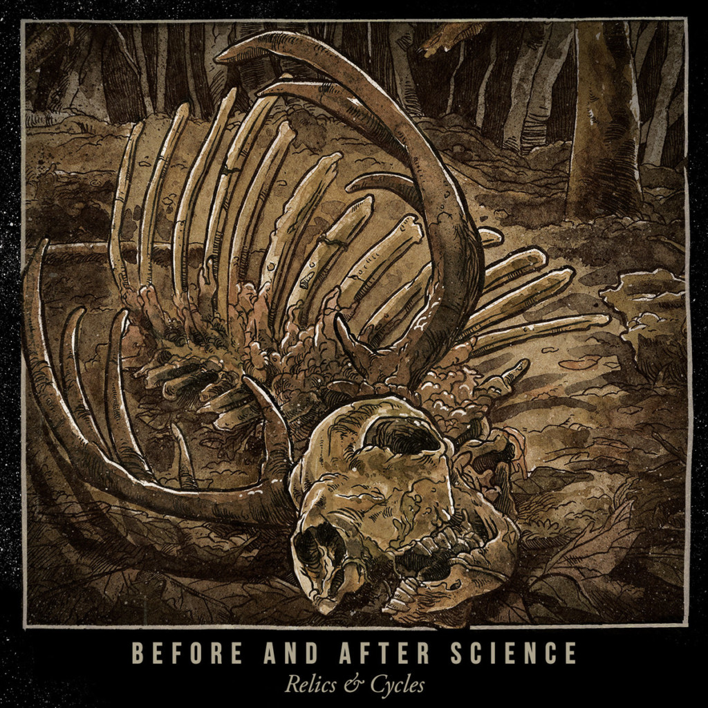 BEFORE AND AFTER SCIENCE - Relics & Cycles