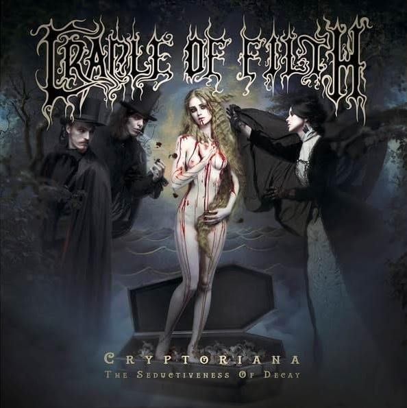 CRADLE OF FILTH - Cryptoriana - The Seductiveness Of The Decay