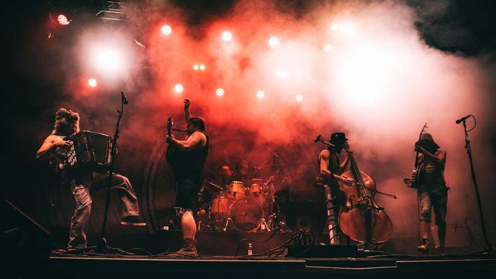STEVE 'N' SEAGULLS - Live (27/10/2017 @ Virgin Oil, Helsinki)