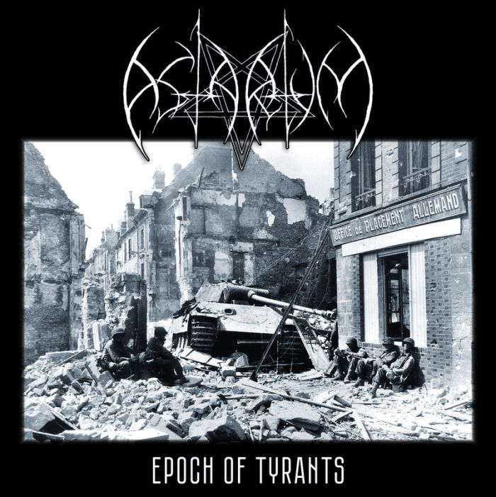 ASTARIUM - Epoch Of Tyrants