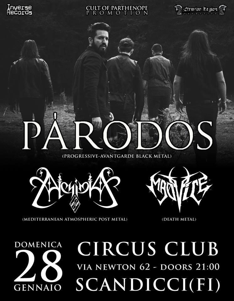Párodos - Circus Club