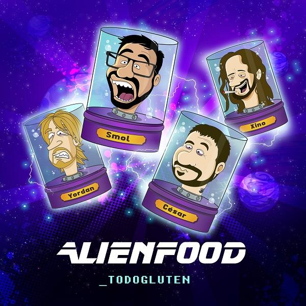 ALIENFOOD - Todogluten